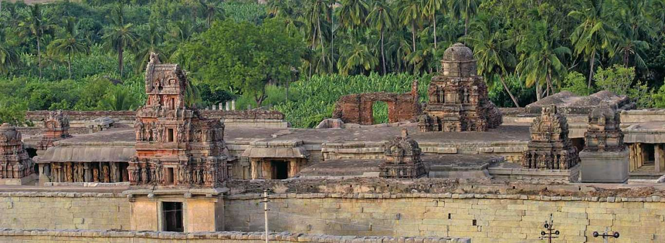 Falling In Love With Hampi's Past And Present