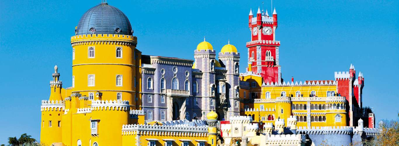 Portugal: The Fairytale Palaces of Sintra
