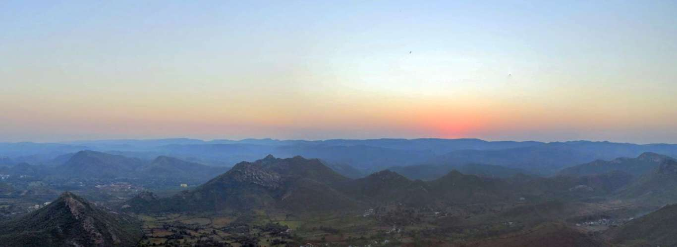 Rajasthan: Land of the Setting Sun