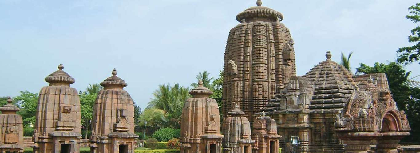 Top Five Places To Visit In Bhubaneswar