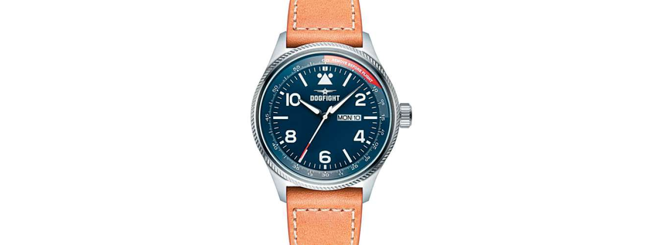 Travel Gear: Dogfight Watches