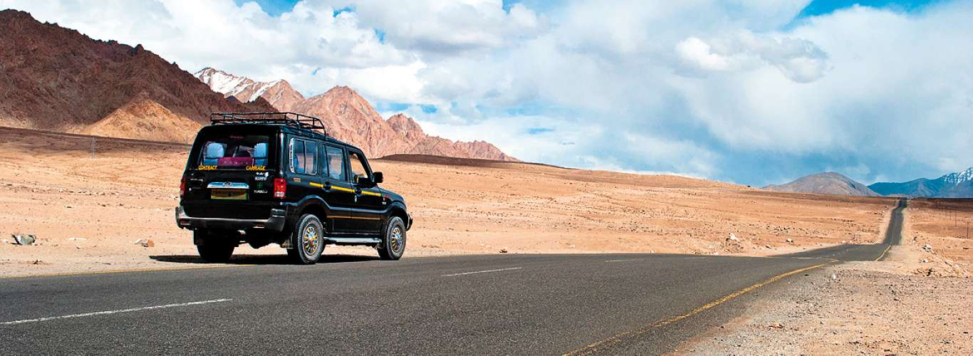 We are a group of six interested in a driving holiday from Manali to Leh...