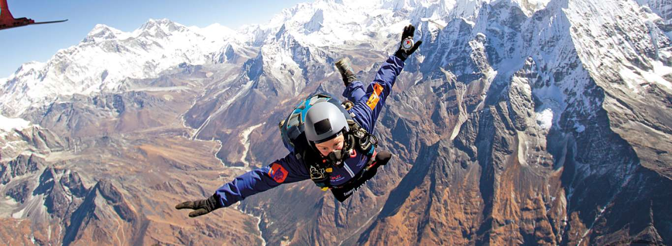 Nepal: Conquer The Skies