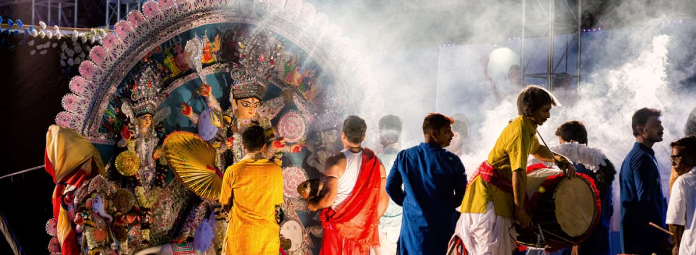 Durga Puja: That Carnival Feeling!
