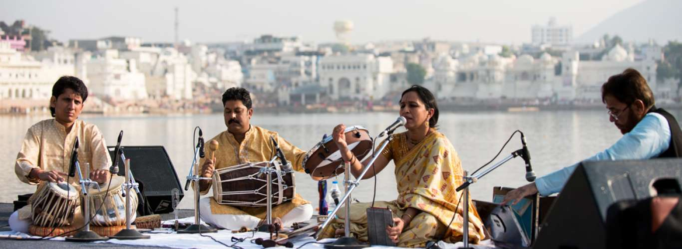 Visit The Sacred, Pushkar