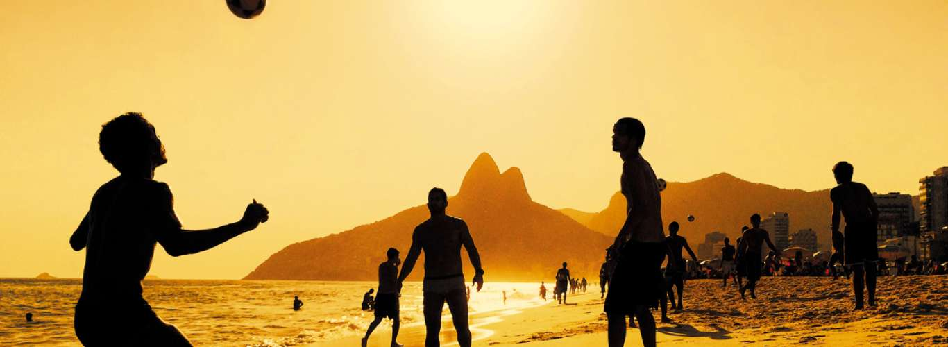 Brazil: Living it up in Rio