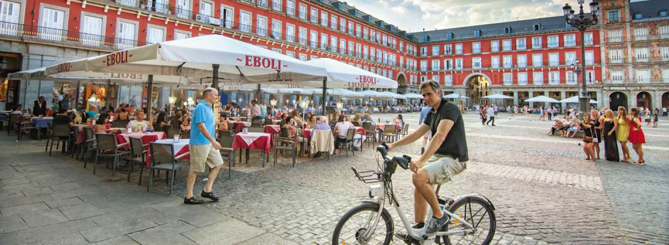 Madrid: A City of Two Tales