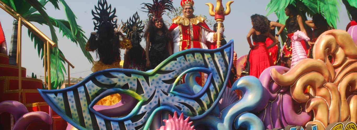Time To Meet King Momo At The Goa Carnaval