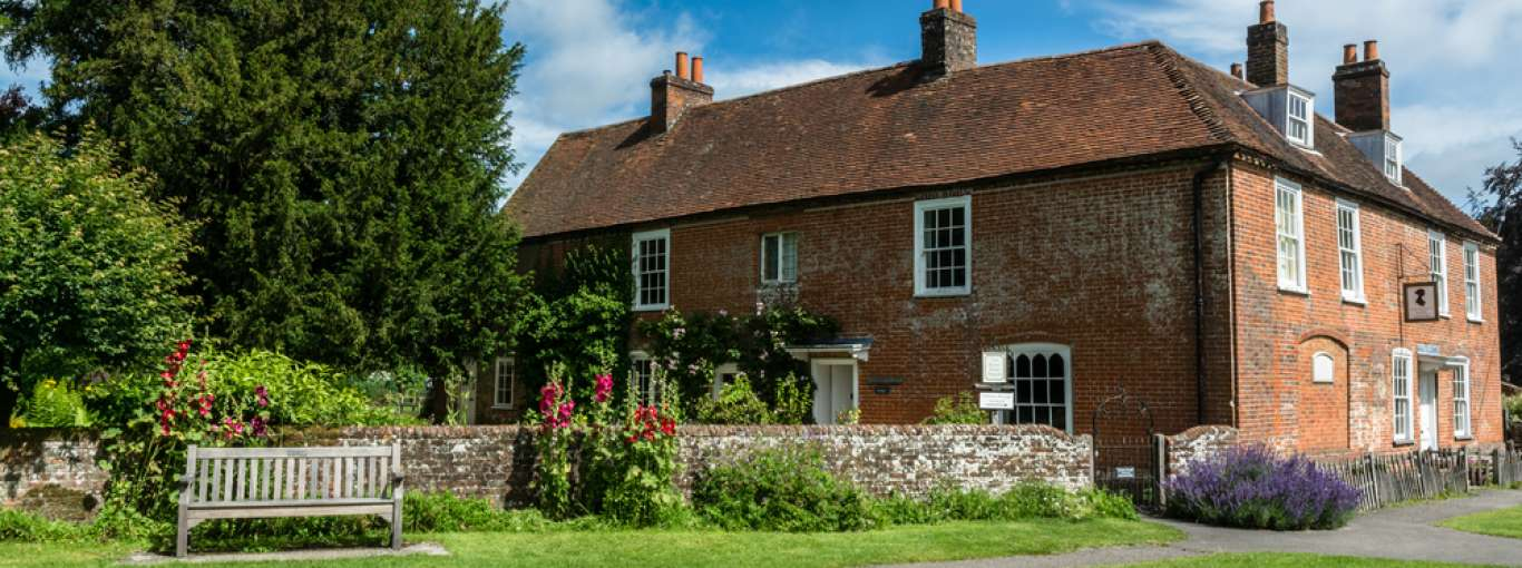Literary Travel: 5 Homes of Famous Writers You Must Visit