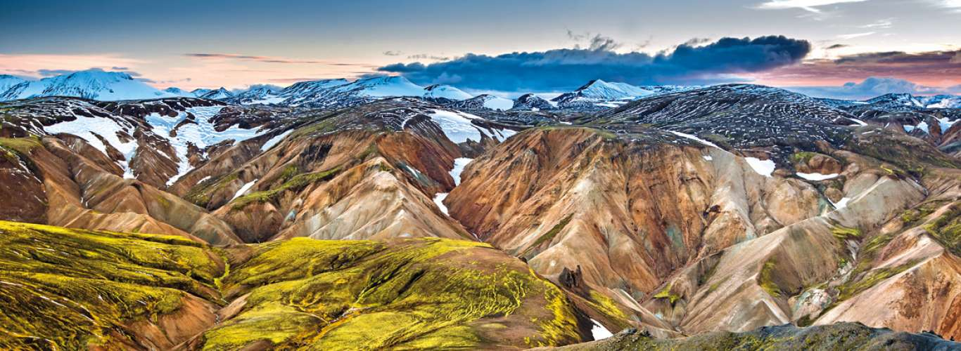 Iceland: The Land that Time Forgot