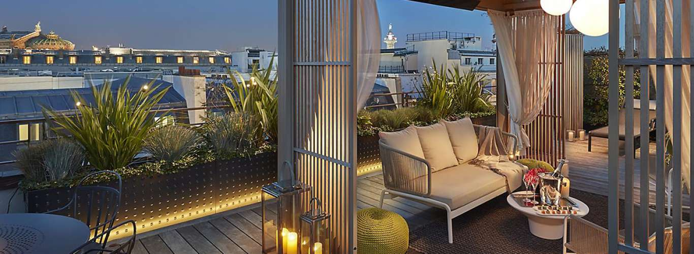 Paris: Special Valentine's Day Package from the Mandarin Oriental