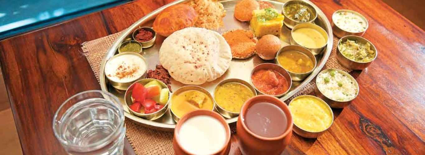 Explore The Flavours of Rajasthan
