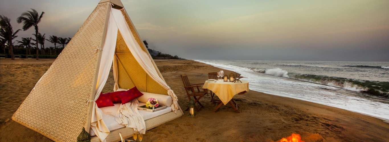Valentine's Day Package at InterContinental Chennai Mahabalipuram Resort