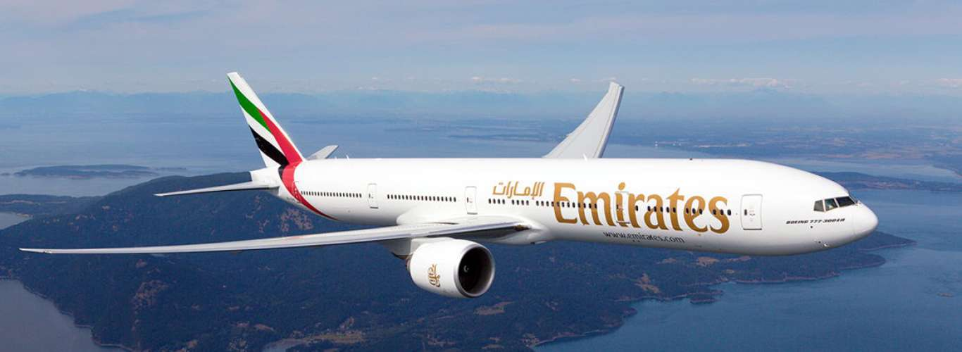 Airline Update: Fly Emirates to Chile