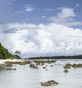 Top Five Beaches of the Andaman and Nicobar Islands
