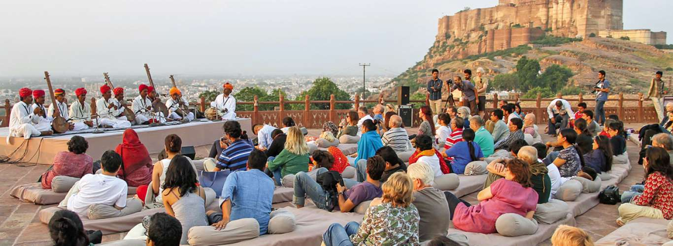 Customised musical tours with Sound Travels