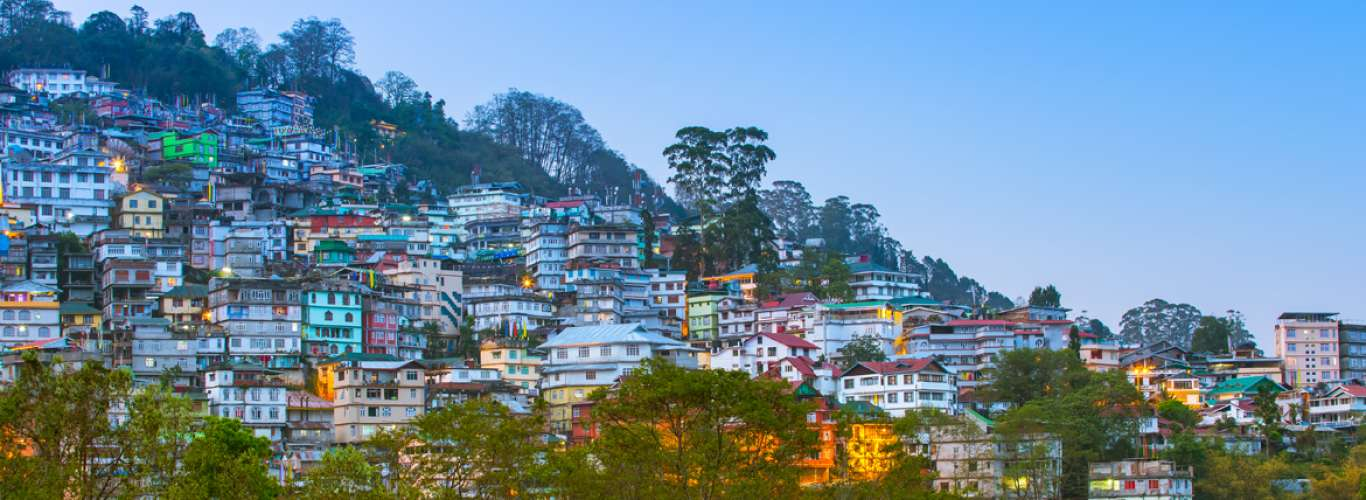 5 places to visit in Gangtok