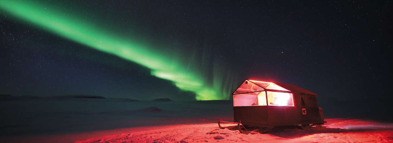 Catch the Aurora Borealis in Finland This Year