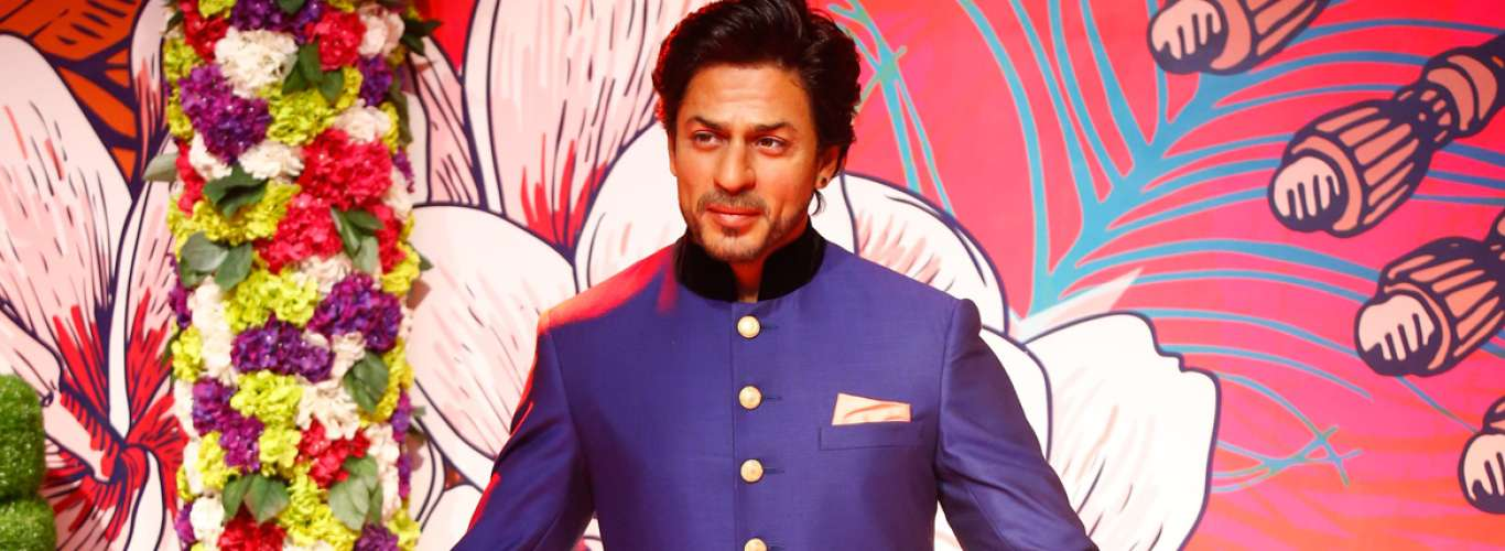 Meet The King of Bollywood in New Delhi
