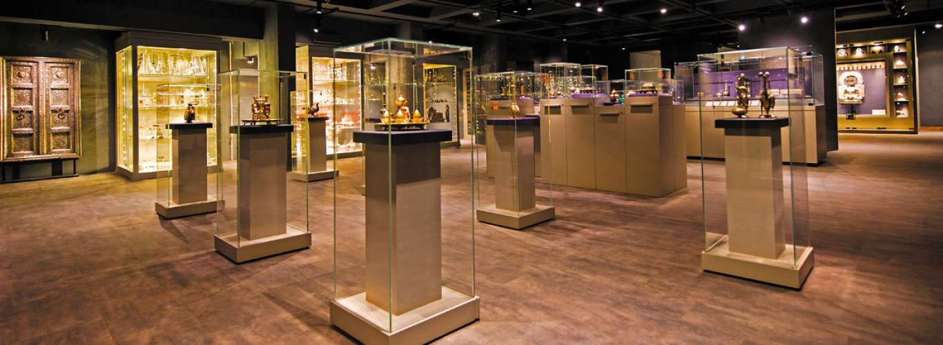 Amrapali Museum Pays Tribute to its Heritage