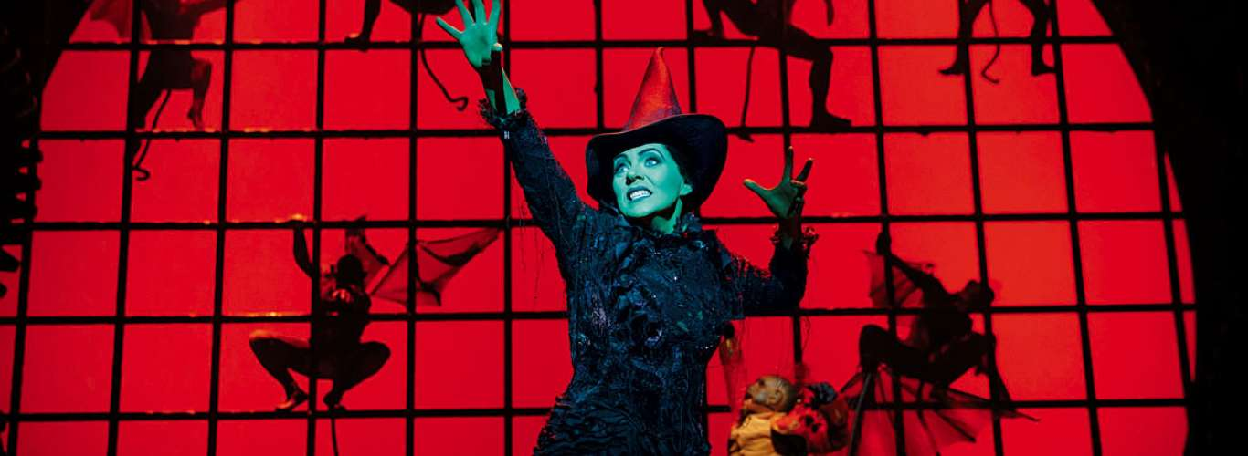 Bewitched at Broadway