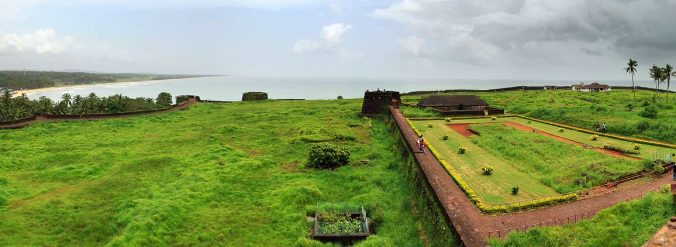 The Forts and Palaces of Kerala