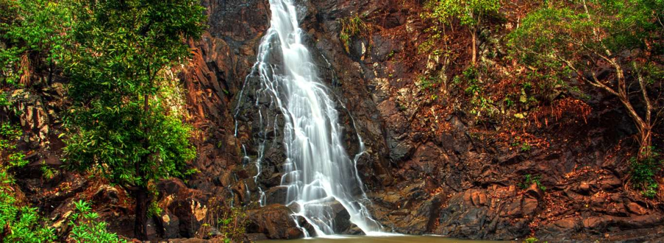Five Most Scenic Waterfalls of Odisha