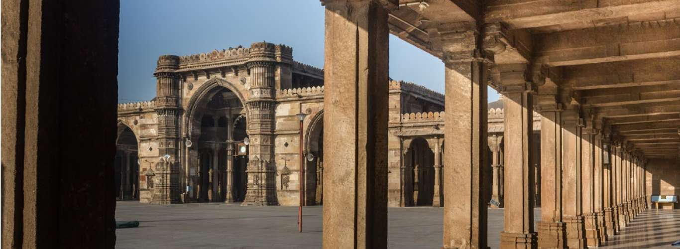 A Heritage Walk Through Ahmedabad