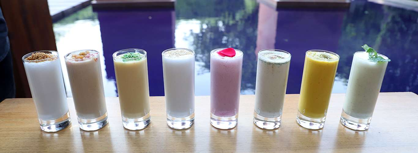 Raise your Lassi Glasses for a Toast this Summer