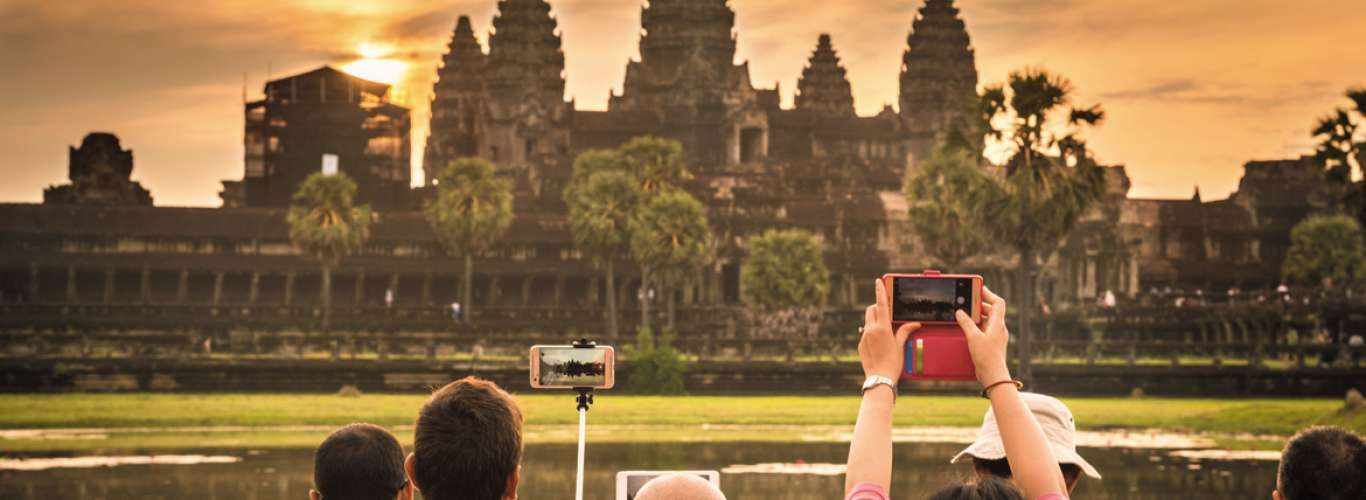 We are a group of 15 people (in our late 40s), planning a trip to Cambodia...