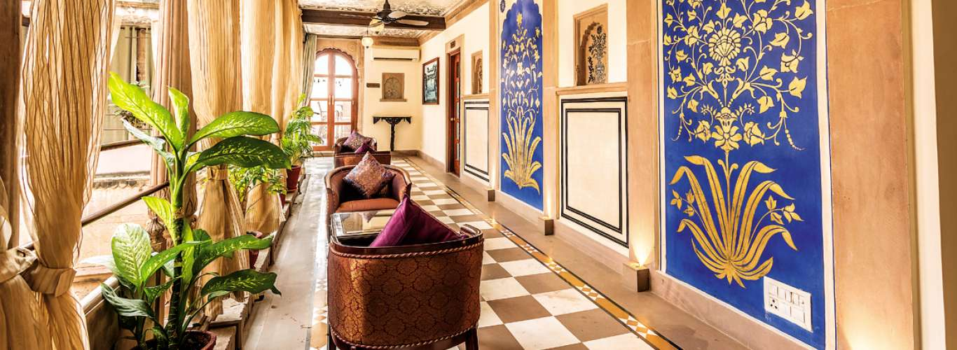Experience the Royal Heritage of Brijrama Palace
