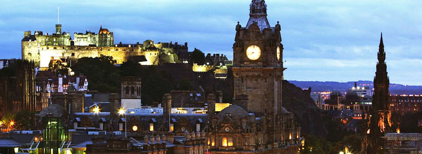 Edinburgh In August: The City of Festivals and War Memories