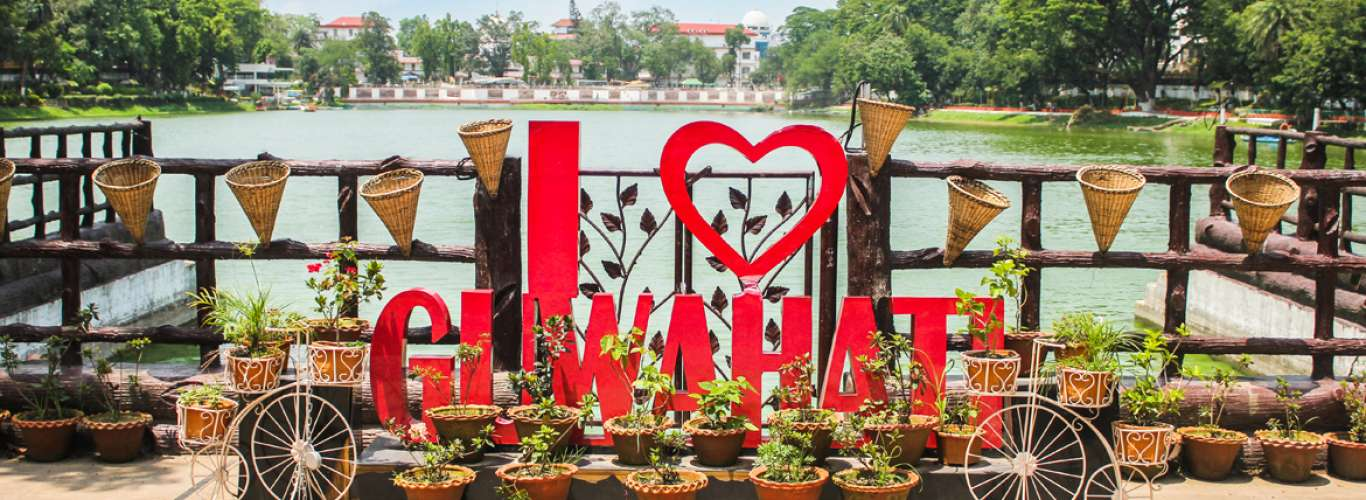 Here's how to explore Guwahati in 24 hours
