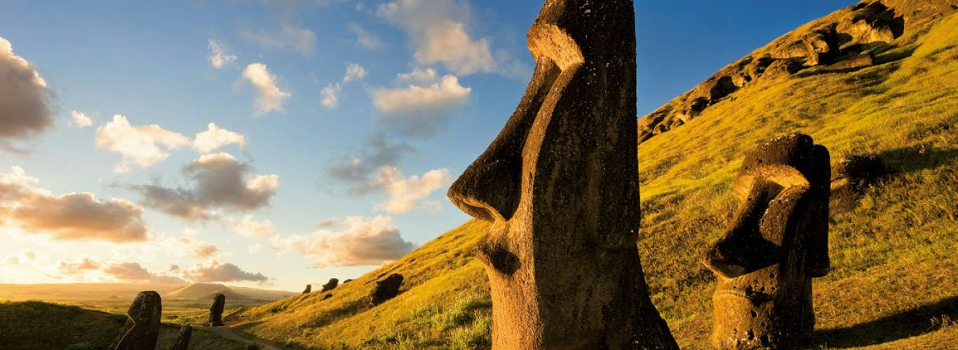 Of The Moais and Men of Easter Island