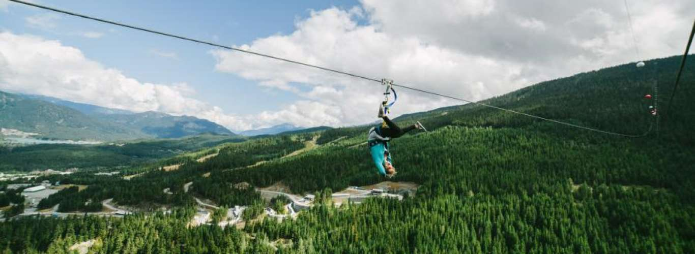 5 Places To Go Zip-lining Across The World