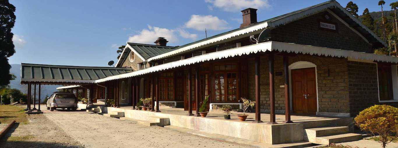 Takdah: A Mountain Retreat for a Long Working Holiday