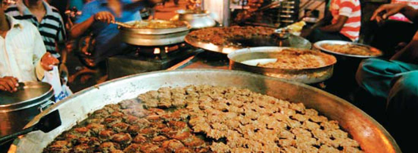 The Best Food Walks To Go On During Ramadan