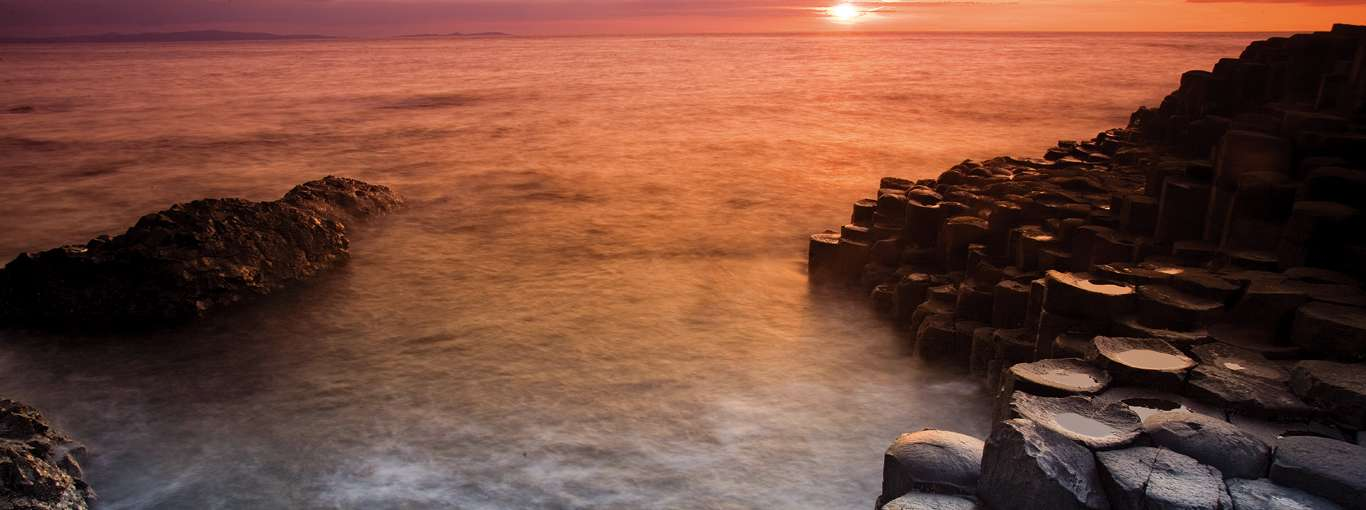 What is the Story Behind the Giant's Causeway in Ireland?