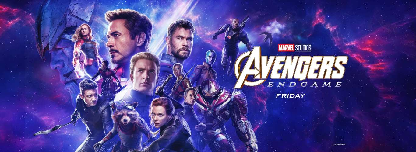 Watch Avengers: End Game At The Largest IMAX Screen In The World
