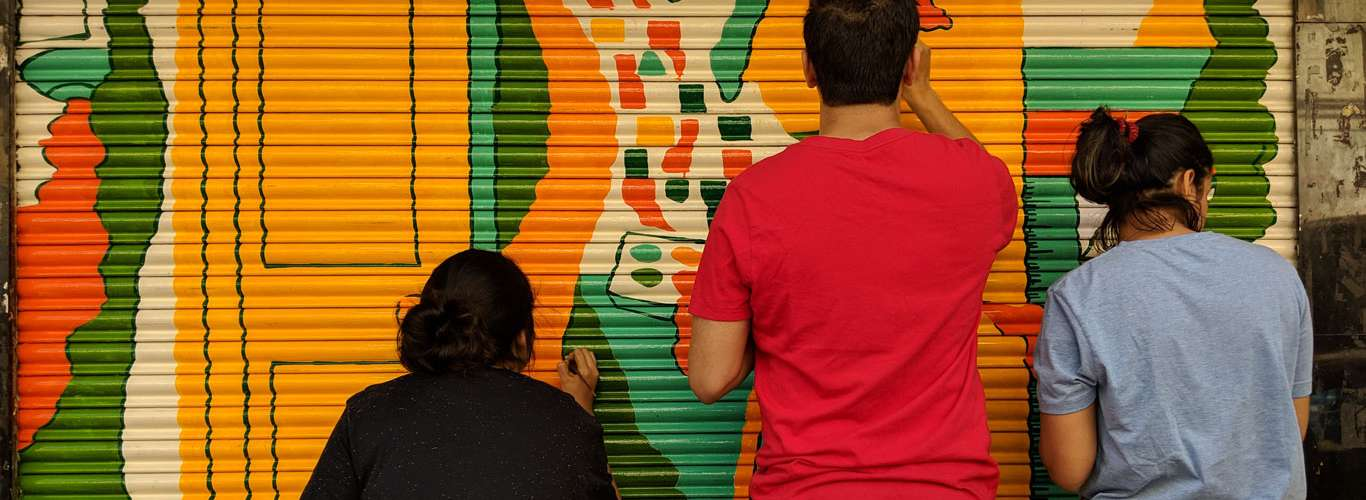 Pune's Shutters Get a Makeover By 'A Fresh Coat'