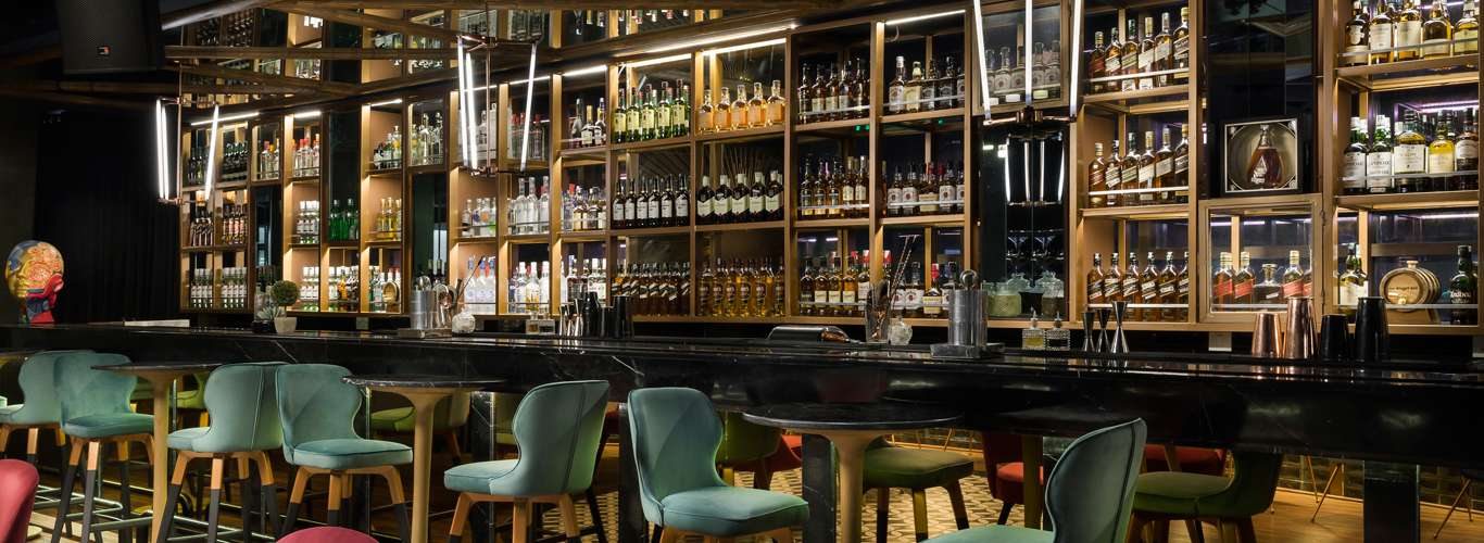 Delhi People, Say Hic to The Whisky Bar You Have Been Waiting For