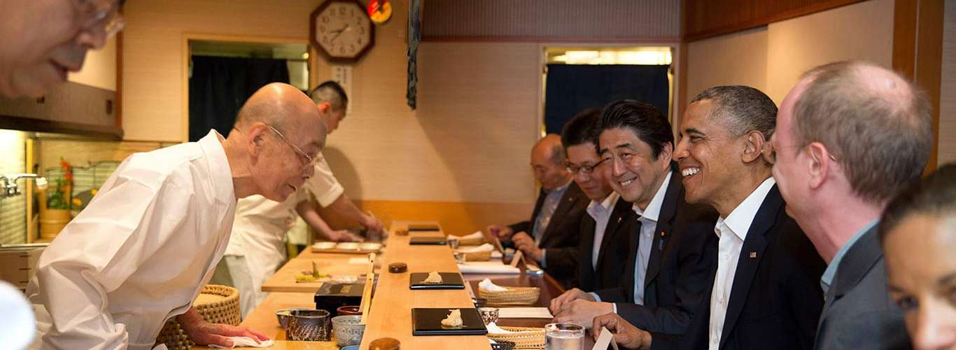 Why Did Sukiyabashi Jiro Lose Three Michelin Stars?