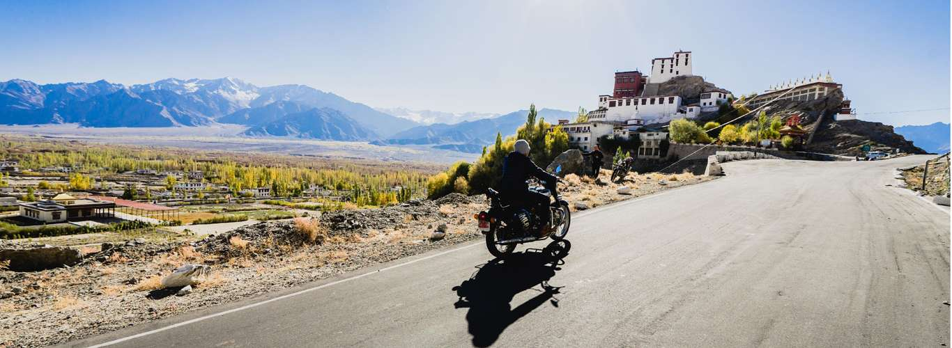 7 Gorgeous Trails In India For Bikers