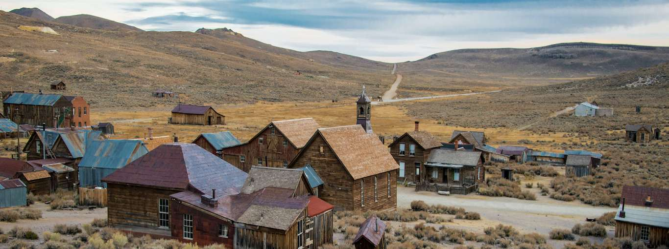 Would You Dare To Stroll Through California's Ghost Town?