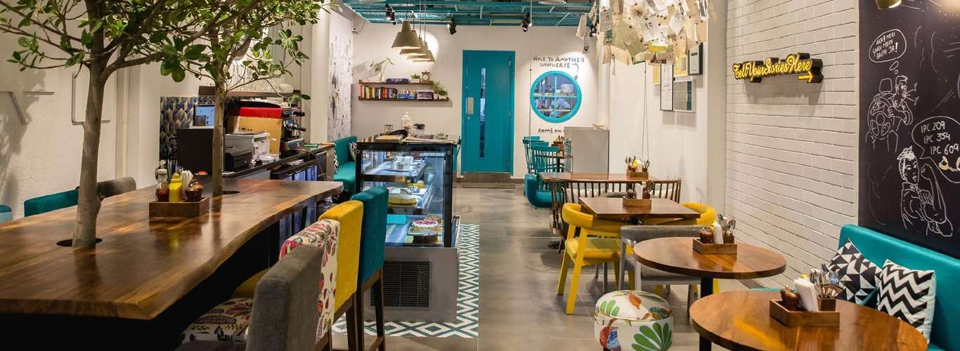 Eat Indulgently And Stay 'Woke' At Gurugram's Newest Offering