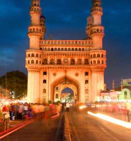 A Foodie's Trip to Hyderabad