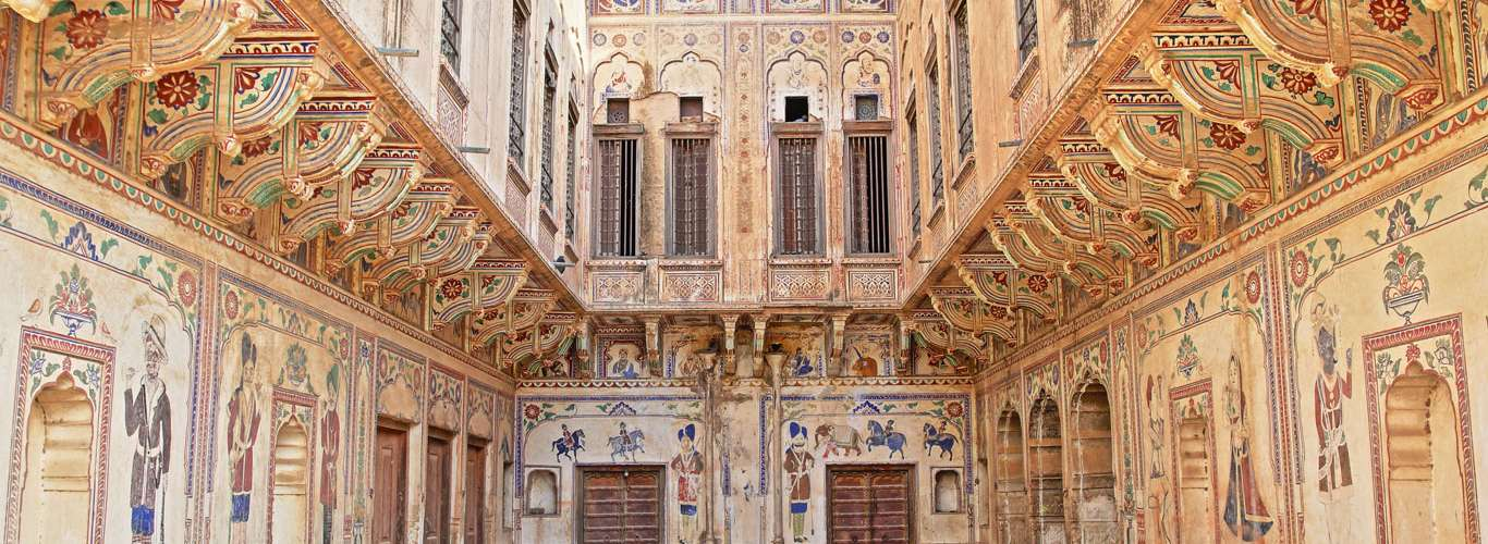 An Architecture Lover's Guide To Rajasthan