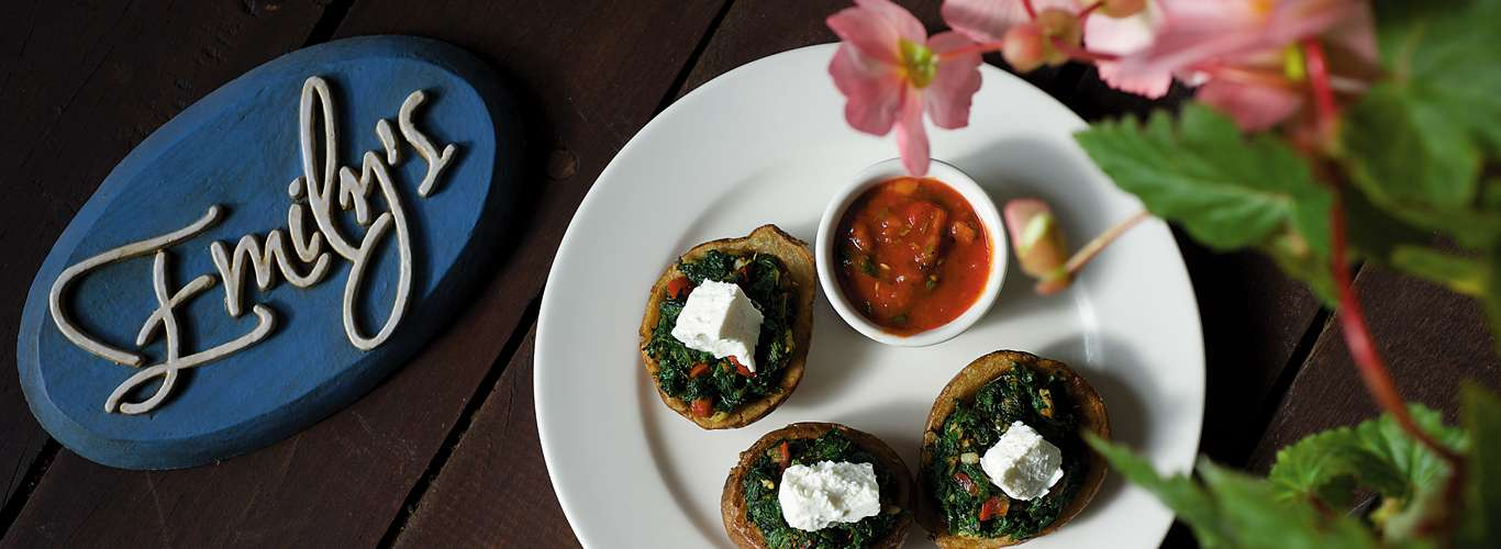 Cherry On The Hilltop: The Landour Food Trail