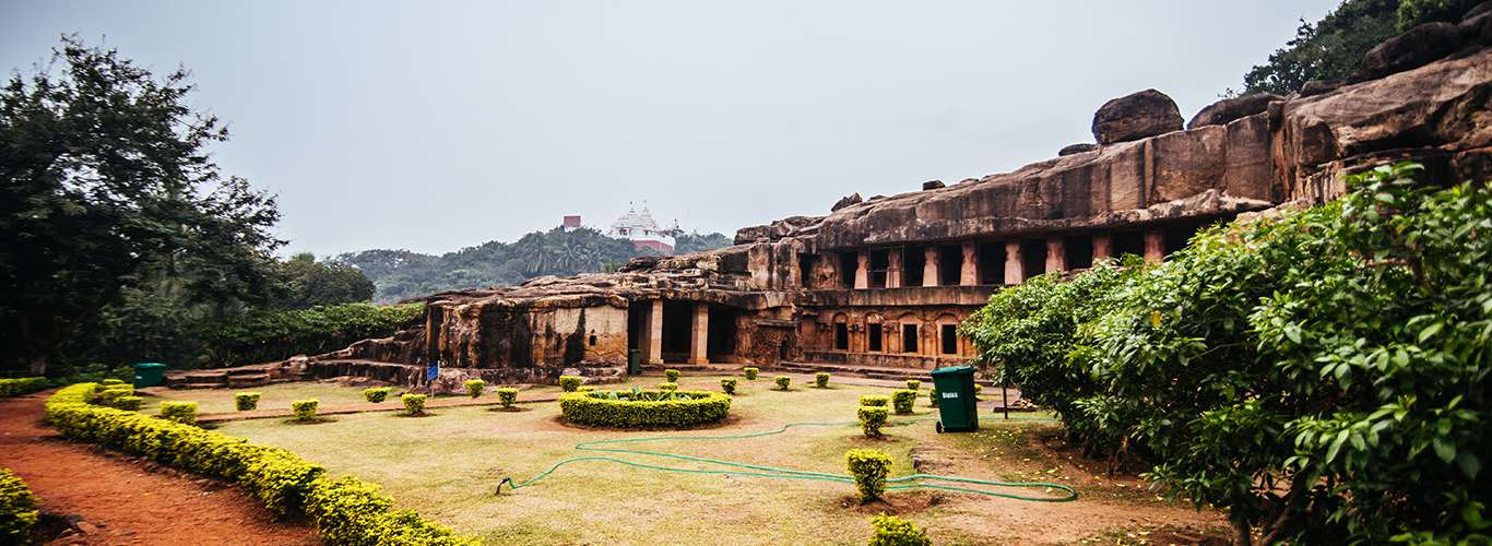 Why You Should Visit The Caves In Bhubaneswar