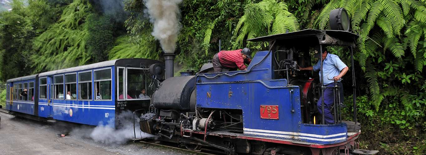 A Clarion Call To Save The Darjeeling Himalayan Railways